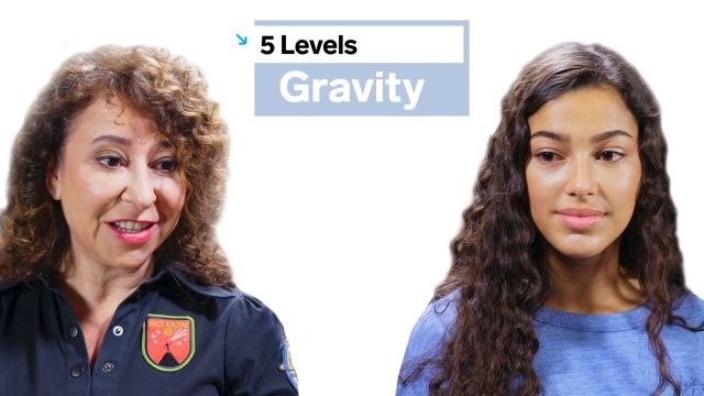 Astrophysicist Explains One Concept in 5 Levels of Difficulty