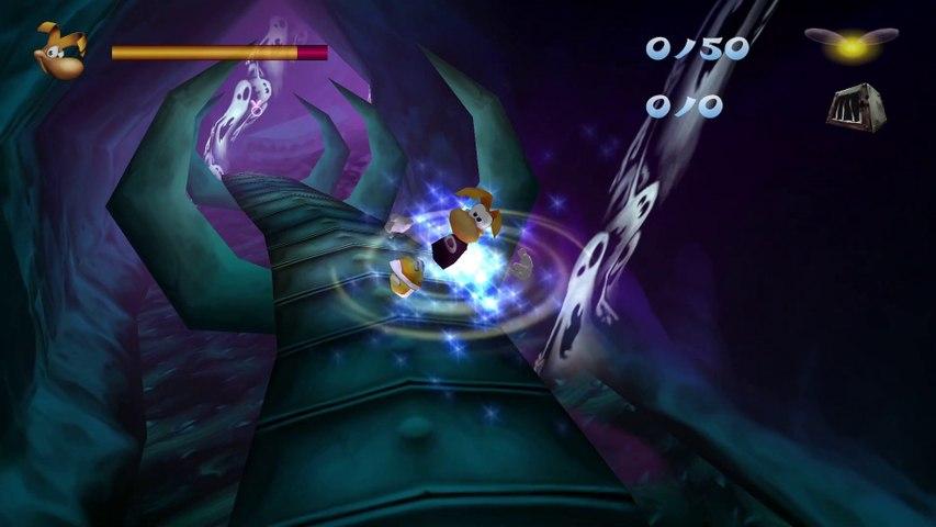 MortaLet's Play - Rayman 2 The Great Escape (PC) [Partie 8 : La Grotte des Mauvais Rêves]