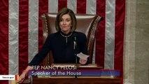 Pelosi Invites Trump To Deliver Sate of the Union Address On Feb. 4