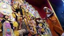 Durga Aarti Dance | Aarti Dance | Dancing Priest | Purohit Dance | Dancing Purohit | Durga Puja Dance | Purohit Dancing in Durga Puja | Kolkata Durga Puja | Durga Aarti | Durga Idol