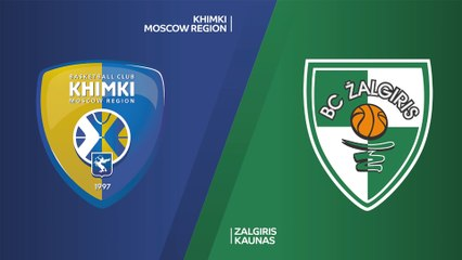 EuroLeague 2019-20 Highlights Regular Season Round 15 video: Khimki 83-74 Zalgiris