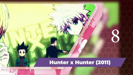 Top 10 animes chez ADN (animedigitalnetwork)