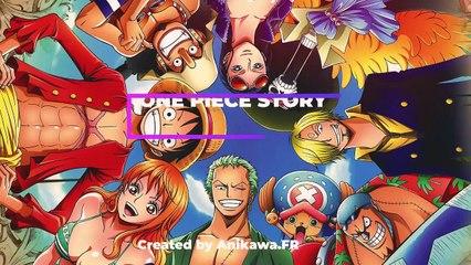 One_Piece : l'histoire des mugiwara