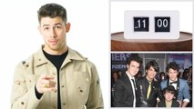 Everything Nick Jonas Does in a Day