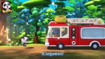 Los Bomberos Elefantes | Canciones Infantiles | Canciones de Bomberos | BabyBus Español