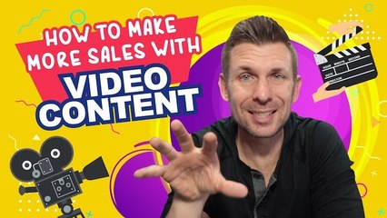 How to Increase Your Sales With Original Video Content