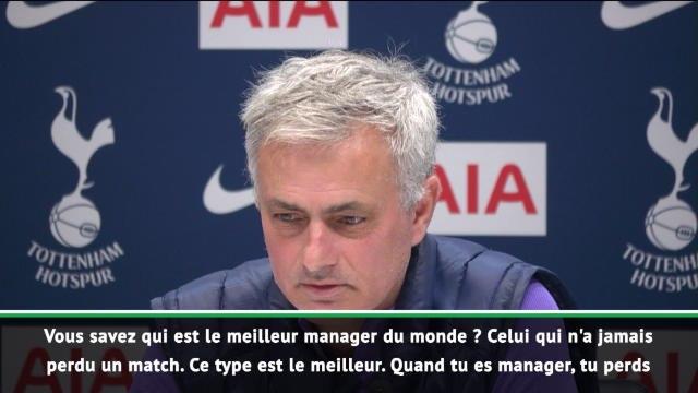 """18e j. - Mourinho :""""Lampard se débrouille bien"""""""