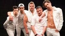 James Corden Assembles Ultimate Boy Band Boyz II Menorah for 'A Week and a Day' | Billboard News