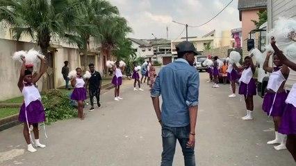 Debordo Leekunfa - Rencontre avec les fans avant le concert - 20 décembre 2019