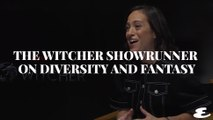 The Witcher Showrunner on Diversity, Fantasy, and The Future of The Series