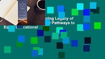 Full E-book  The Enduring Legacy of Rodriguez: Creating New Pathways to Equal Educational