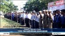 1.355 Personel Gabungan Siap Amankan Nataru di Ternate