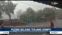 Sejumlah Rumah dan Sekolah di Dompu Rusak Akibat Angin Puting Beliung