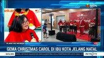 Gema Christmas Carol di Ibu Kota Jelang Natal (2)