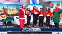 Gema Christmas Carol di Ibu Kota Jelang Natal (1)