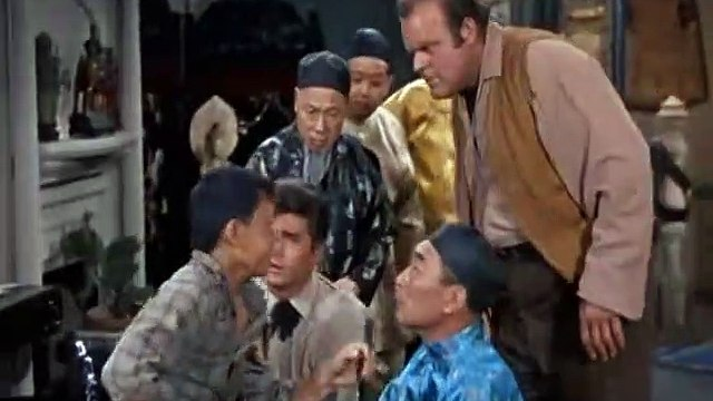"Classic TV Westerns - Bonanza - ""The Fear Merchants"" (1960)"