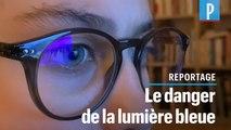 Pourquoi il faut porter des lunettes anti-lumière bleue