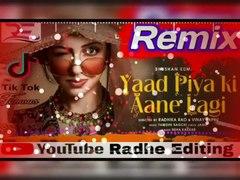 Yaad Piya Ki Aane Lagi Dj Remix Tik Tok Famous Son
