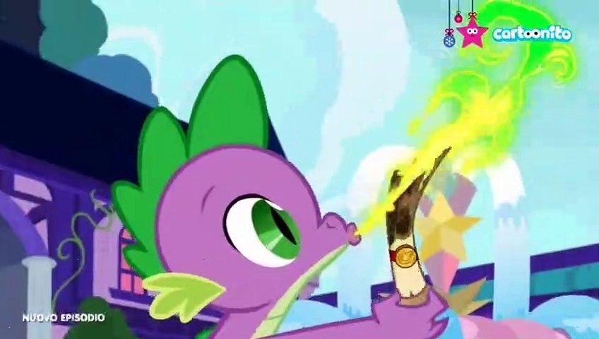 My Little Pony L'amicizia è magica [Stagione 9] [Episodio 26] L'ultimo problema  [COMPLETO]