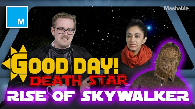 Good Day Death Star: Episode III - 'Rise of Skywalker' Reactions