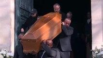 L'actrice Anna Karina inhumée au Père Lachaise à Paris