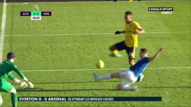 Le résumé d'Everton / Arsenal