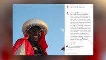 Toñi Moreno celebra la Navidad recordando a su padre