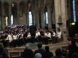 Conquest of paradise : orchestre d'harmonie de Lannilis