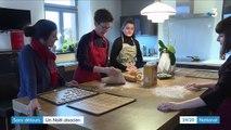 Bas-Rhin : au coeur des préparatifs d'un Noël alsacien
