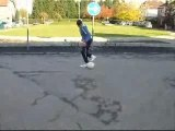 pups freestyle football street