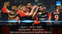 Ligue 1 : Montpellier - Brest (4-0) | 2019-2020