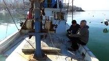 Balıkçılar, AA'nın 'Yılın Fotoğrafları' oylamasına katıldı - DÜZCE