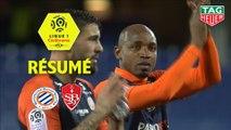 Montpellier Hérault SC - Stade Brestois 29 (4-0)  - Résumé - (MHSC-BREST) / 2019-20