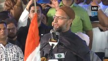 Fly tricolour outside homes to send message to BJP that they made 'black' law: Owaisi
