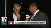 Julio César Chávez Jr vs Daniel Jacobs. Derrota del mexicano por fractura en la nariz | SportsCenter