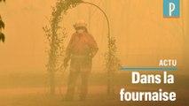 Australie : les pompiers volontaires, derniers remparts contre les incendies