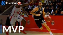 7DAYS EuroCup Regular Season MVP: Milos Teodosic, Segafredo Virtus Bologna