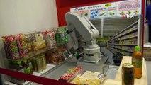 - Son teknoloji robotlar Japonya'da görücüye çıktı
