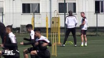 Nice : Vieira met un gros coup de pression à ses joueurs