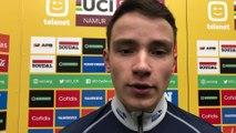 Rémi Lelandais, 3e de la Coupe du Monde de Cyclo-cross à Namur