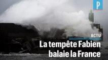 La France à l'épreuve de la tempête Fabien