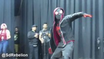 Miles Morales COSPLAY Spider-Man: Into the Spider-Verse