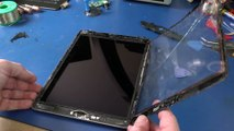 EEVblog #1255 - Apple iPad 5th Gen Screen REPAIR