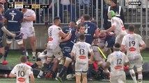 Une échauffourée éclate entre les joueurs bordelais et rochelais