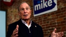 Michael Bloomberg Opens Campaign Offices In Three Key States