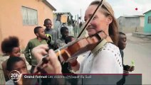 En Afrique du Sud, l'apprentissage du violon pour lutter contre les fractures sociales