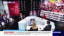 """""""Si la grève continue, j'en serai solidaire"""", Jean-Luc Mélenchon - 22/12"""