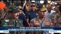 Panglima TNI-Kapolri Gelar Ratas Bahas Kesiapan Pengamanan Nataru
