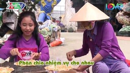 Hailey P336 đổi nghề lên Đà Lạt -KINH DOANH- bánh tráng nướng