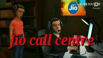 prank call | Jio call centre | plotagon story | funny call | halkat call #funclassic#halkatcall